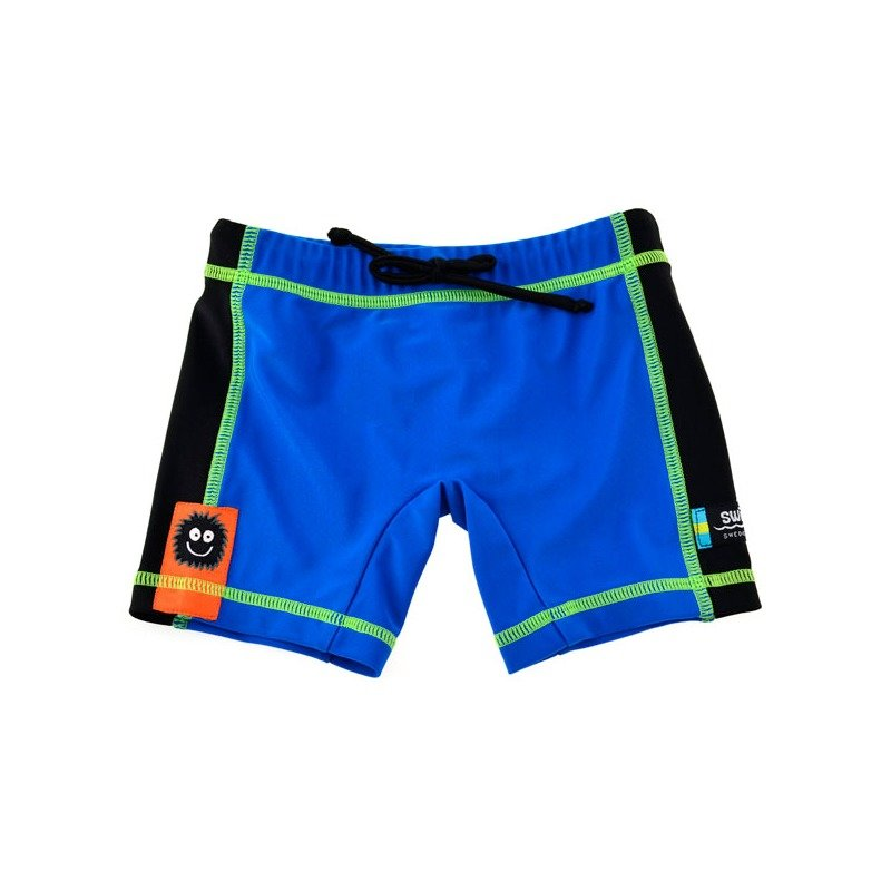 Boxer blue black marime XL Swimpy