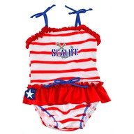 Costum de baie SeaLife red marime XL Swimpy
