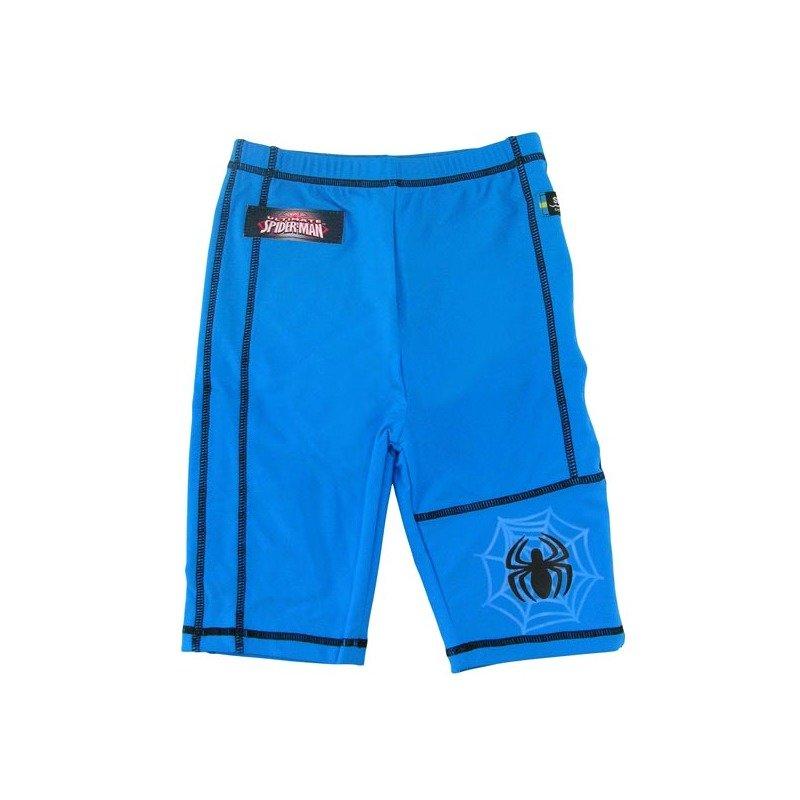 Pantaloni de baie Spiderman marime 110-116 protectie UV Swimpy din categoria Plaja apa si nisip de la Swimpy