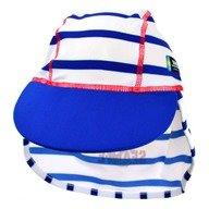 Sapca SeaLife blue 0- 1 ani protectie UV Swimpy