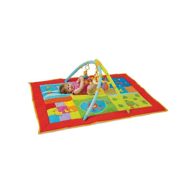 Taf Toys Centru de joaca 2 in 1 Amicii isteti din categoria Centre de activitati de la Taf Toys