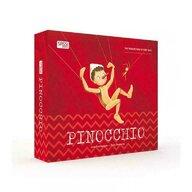 Sassi - Jucarie cu activitati Teatru de papusi - Pinocchio