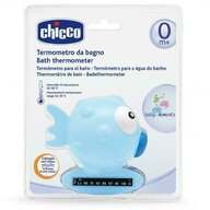 Chicco - Termometru de baie , forma de peste, Blue, 0luni+