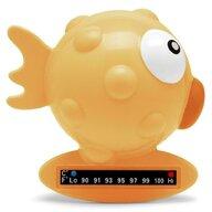 Chicco - Termometru de baie , forma de peste, Orange, 0luni+