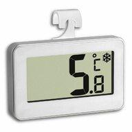 Tfa - Termometru digital 30.2028.02 Pentru frigider, Cu suport magnetic