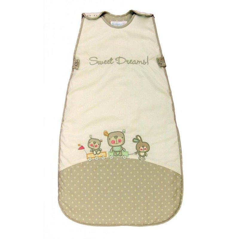 The Dream Bag Sac de dormit Sweet Dreams 6-18 luni 2.5 Tog