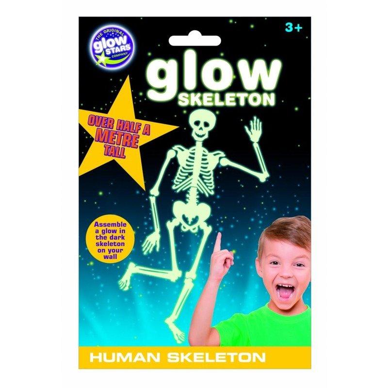 The Original Glowstars Company Schelet uman fosforescent The Original Glowstars Company B8007