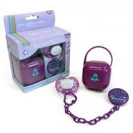 Thermobaby - Set suzeta si accesorii Purple