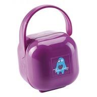 Thermobaby - Cutie portabila pentru suzeta Purple