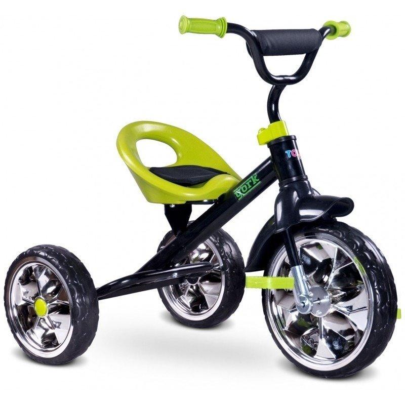 Toyz Tricicleta YORK Green din categoria Triciclete si Trotinete pentru copii de la TOYZ