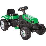 Pilsan - Tractor cu pedale Active, Verde
