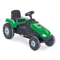 Pilsan - Tractor cu pedale Mega, Verde