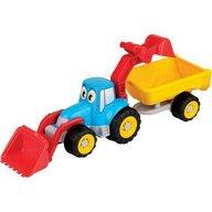 Androni Giocattoli - Tractor Cu remorca, Cu cupa, Incarcator