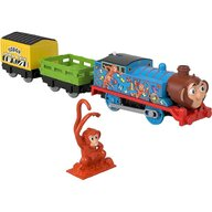 Fisher Price - Tren Monkey Thomas by Mattel Thomas and Friends