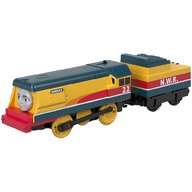 Fisher Price - Tren Trackmaster Rebecca by Mattel Thomas and Friends