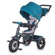 Tricicleta COCCOLLE Giro Plus multifuntionala albastru