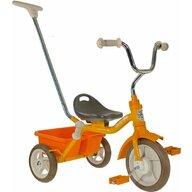 Italtrike - Tricicleta copii Passenger Road, Galben