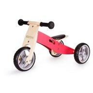 Ecotoys - Tricicleta YM-BB-01, Roz