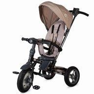 Coccolle - Tricicleta multifunctionala 4in1 cu sezut reversibil Velo Air Bej