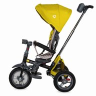 Coccolle - Tricicleta multifunctionala 4in1 cu sezut reversibil Velo Air Mustar