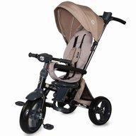 Coccolle - Tricicleta multifunctionala 4 in 1 cu sezut reversibil Velo Bej