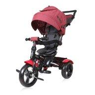 Lorelli - Tricicleta NEO EVA Wheels Red & Black Luxe
