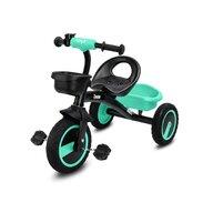 Toyz - Tricicleta Embo Mecanism de pedalare libera, Turcoaz