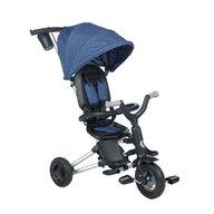 Qplay - Tricicleta ultrapliabila Nova Air, Albastru inchis