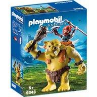 Playmobil - Trol cu luptator pitic