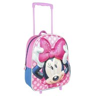 Cerda - Troler pentru copii 3D, 26x31x10 cm Minnie Mouse