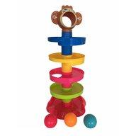 Lorelli - Circuit cu bile Turn, Multicolor