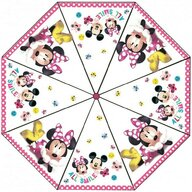 SunCity - Umbrela manuala Diametru 76 cm Minnie Mouse