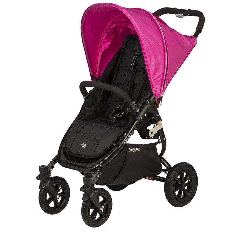 Valco Carucior sport cu roti gonflabile SNAP 4 Hot Pink din categoria Carucioare copii de la Valco Baby