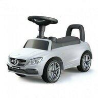 Baby Mix - Vehicul de impins Mercedes, Alb