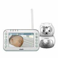 Vtech - Videofon Bufnita Digital bidirectional ,  Cu camera rotativa ,  Cu melodii si termometru