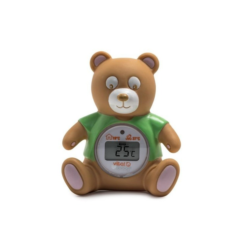 Vital Baby Termometru digital de baie si camera Nurture 0+ din categoria Termometre de la Vital Baby Marea Britanie