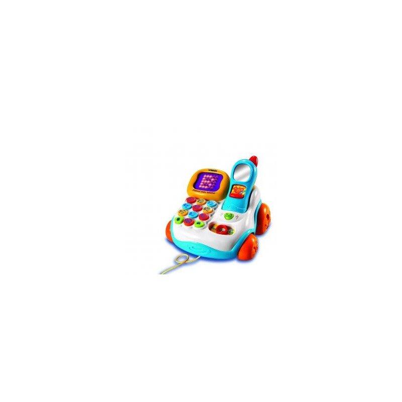 VTECH Primul telefon – Vtech VT79712 din categoria Jucarii educative de la Vtech