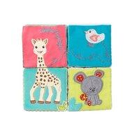 Vulli - Cuburi educative din plus Girafa Sophie