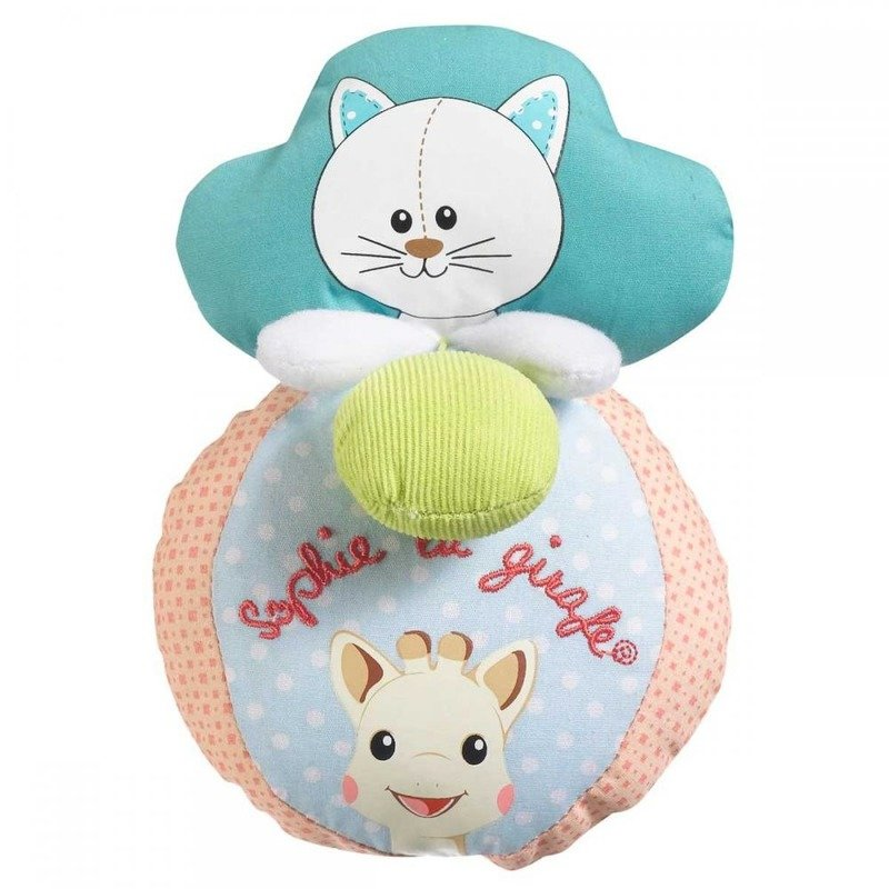 Vulli Minge cu sunete si vibratii pisica Lazare din categoria Diverse jucarii de la Vulli