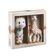 Vulli - Set de naștere Girafa Sophie si zornaitoare Sweety Sophie