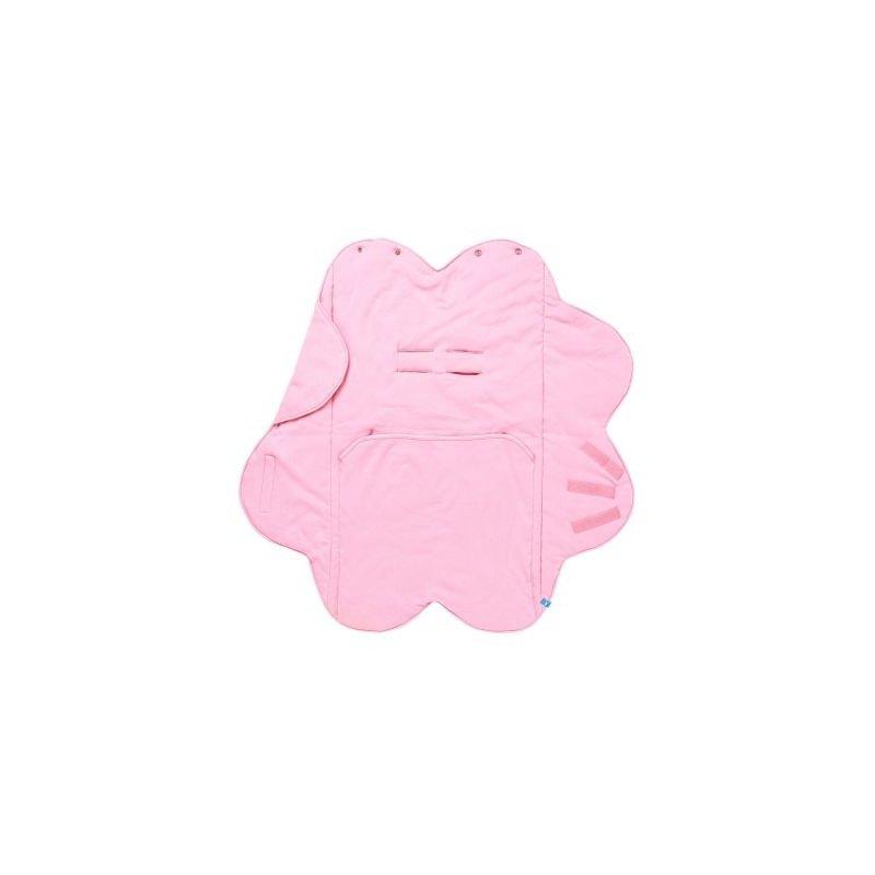 Wallaboo-Paturica floare Powder Pink din categoria Accesorii plimbare de la Wallaboo