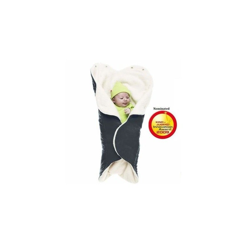 Wallaboo-Paturica floricica-blanita Black din categoria Accesorii plimbare de la Wallaboo