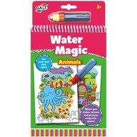 Galt - Carte de colorat Water Magic, Animalute