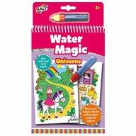 Galt - Carte de colorat Water Magic, Unicorni