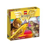 Set de joaca Wonder Woman vs Cheetah LEGO® DC Super Heroes, pcs  371