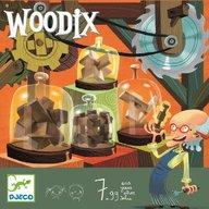 Djeco - Jocuri logice din lemn Woodix