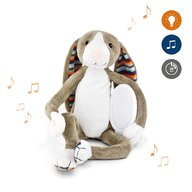 Zazu Kids - Amic muzical luminos pentru somn Iepurasul Bo