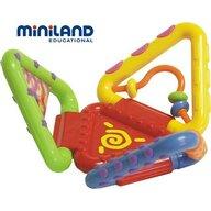 Miniland - Zornaitoare simpla Triunghi